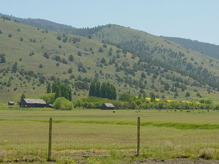 24: LAKE COUNTY OREGON 5 AC $199/month ~BEAUTIFUL