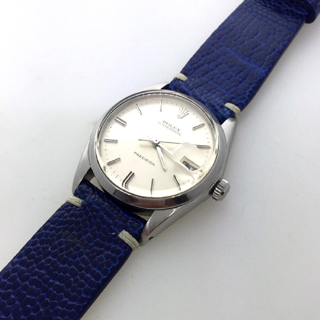 *ROLEX Oyster Date Precision Manual Wind, Stainless