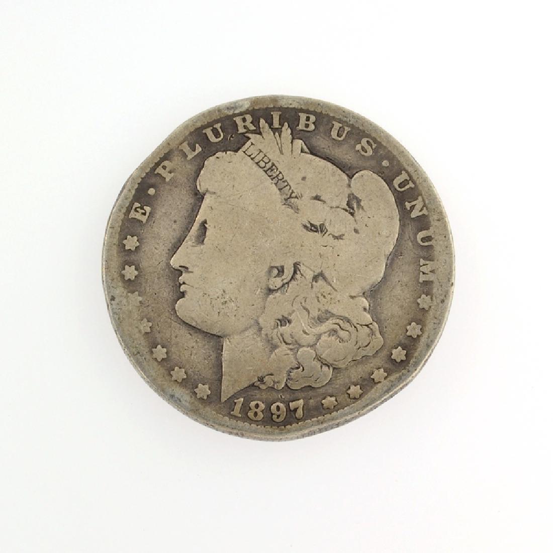 1897-O Morgan Dollar Coin