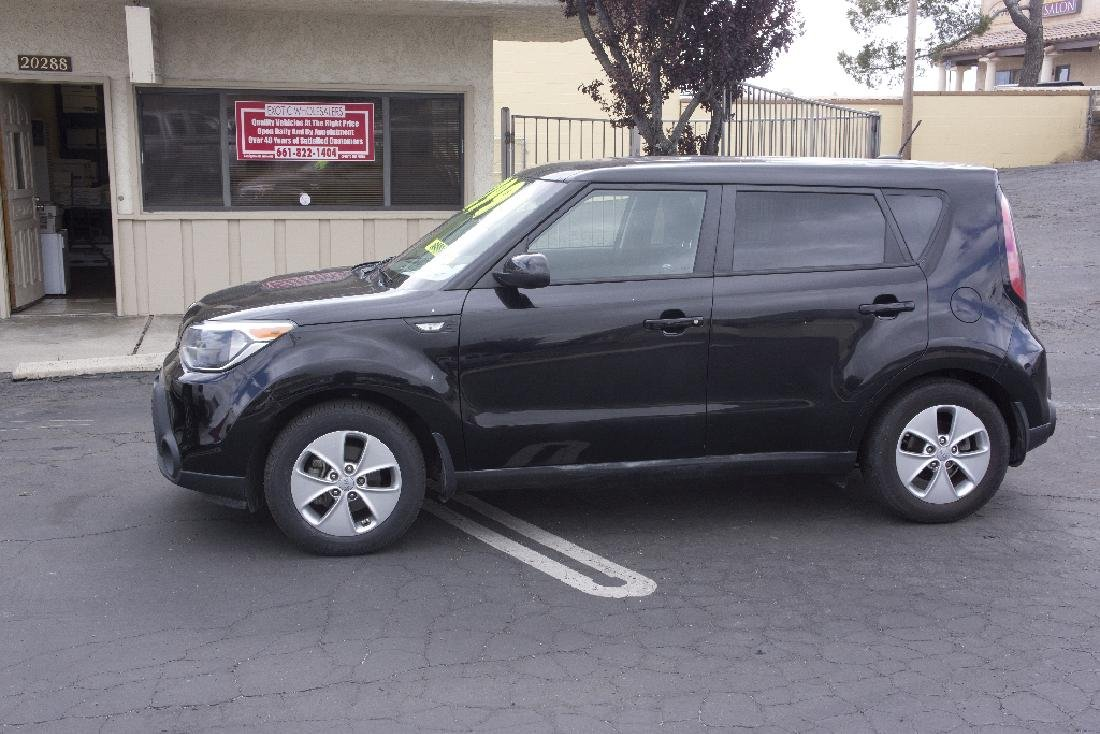 2014 Kia Soul Low Miles Factory Warranty NO BUYERS