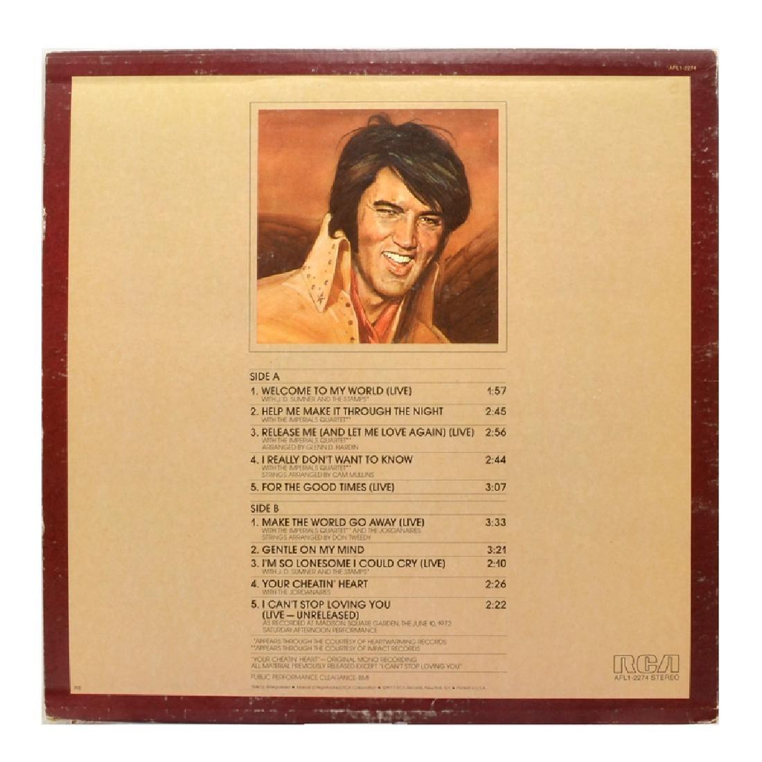 Rare Original Vintage Elvis Album - 2
