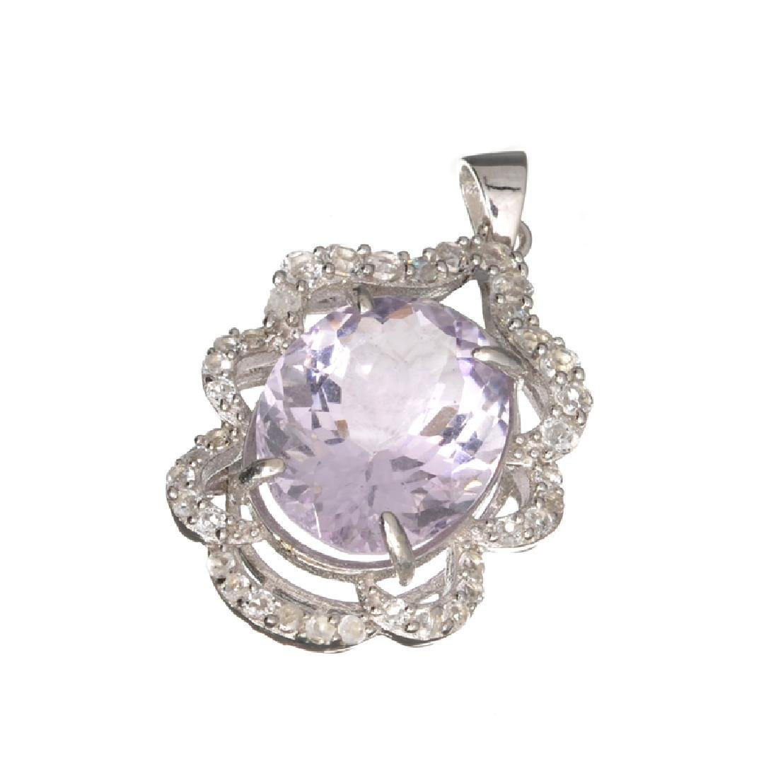 APP: 1.6k Fine Jewelry 9.16CT Amethyst Quartz And