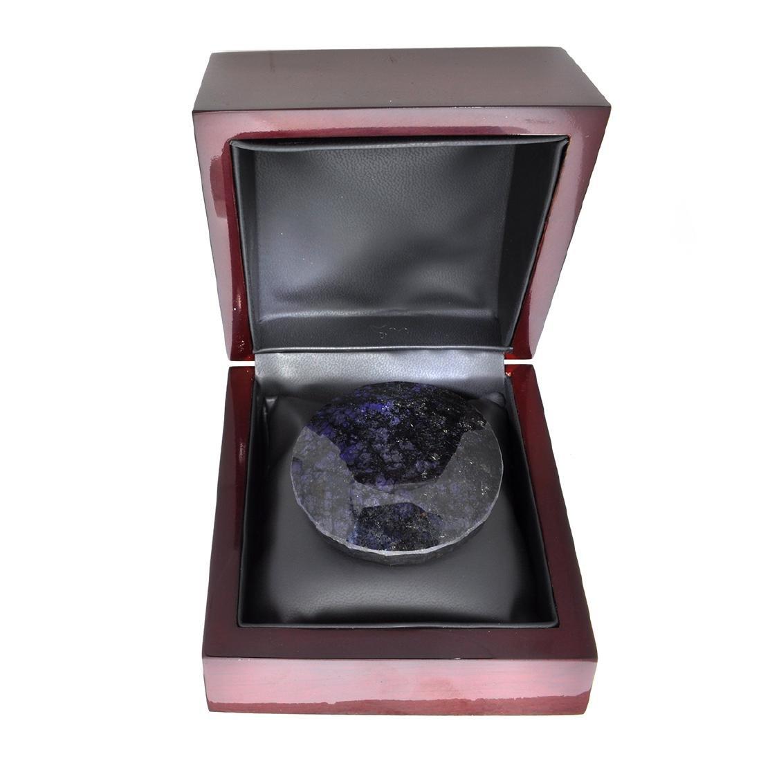 APP: 2.1k 821.60CT Round Cut Blue Sapphire Gemstone