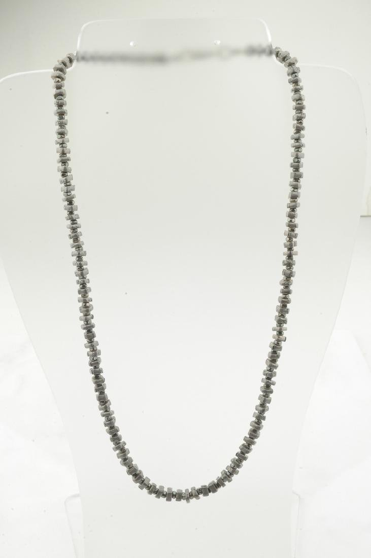 *Fine Jewelry 925 Sterling Silver Necklace 18'' (SI