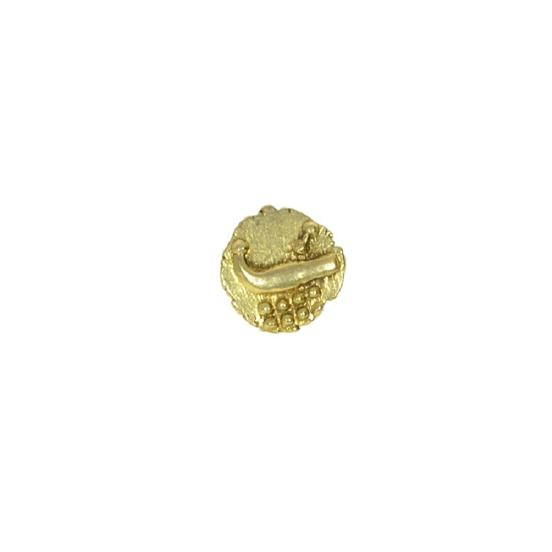 1760-1834 South India ''Vira Raya'' Fanam Coin