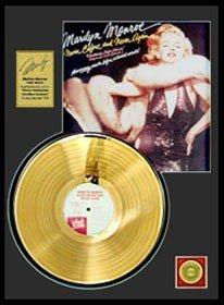 2505: MARILYN MONROE ''Never Before and Never Again'' G
