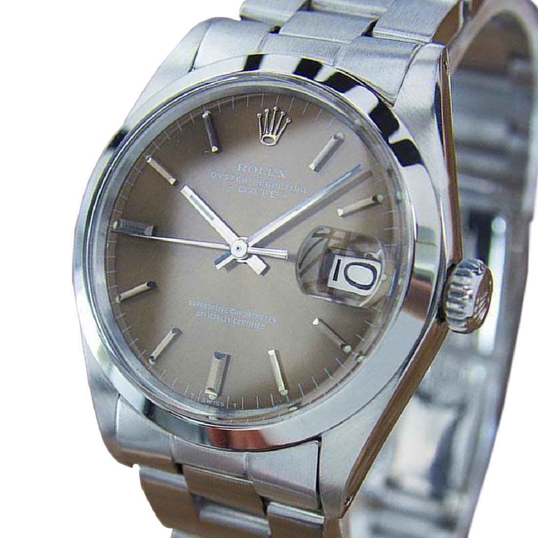 *Rolex Oyster Date 1500 Automatic Vintage 1967