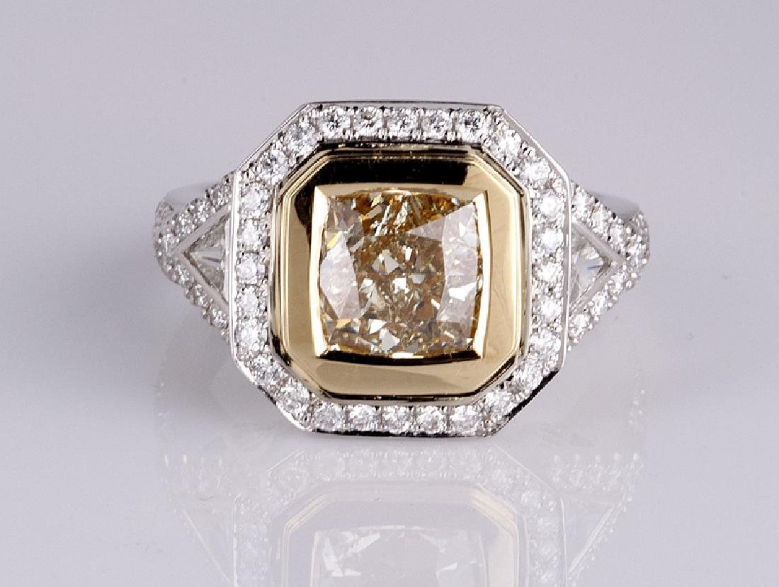 APP: 35.1k *Fine Jewelry 14 kt. Two Tone Gold, And