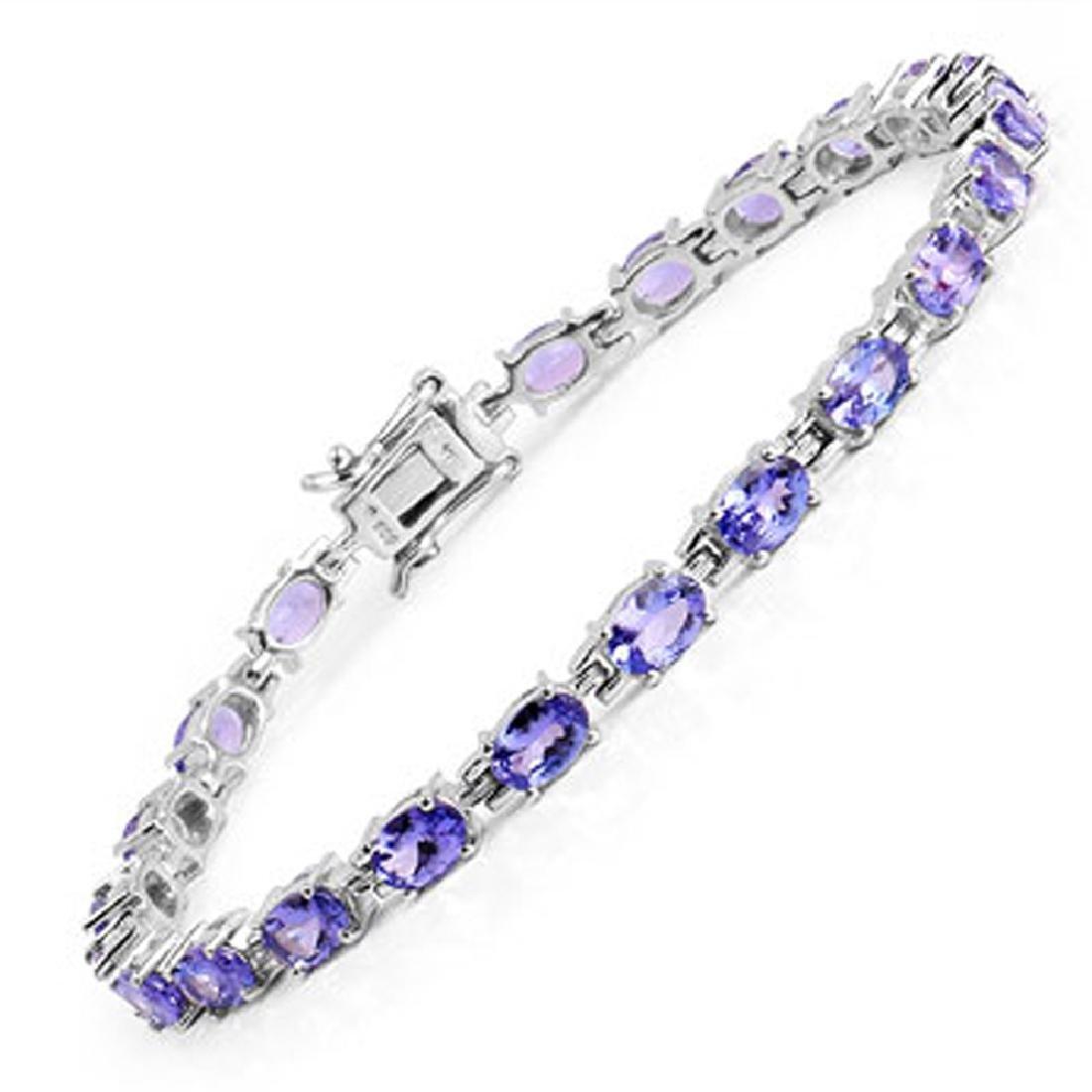 APP: 8.2k Fine Jewelry 9.68CT Oval Cut Tanzanite And