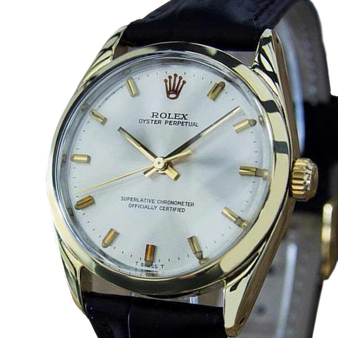 *Rolex 1024 Swiss Made Gold Capped 1969 Mens Automatic