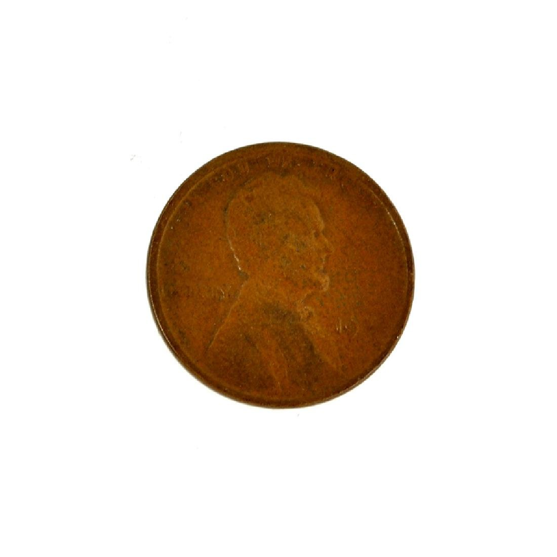1922-D Lincoln Cent Coin