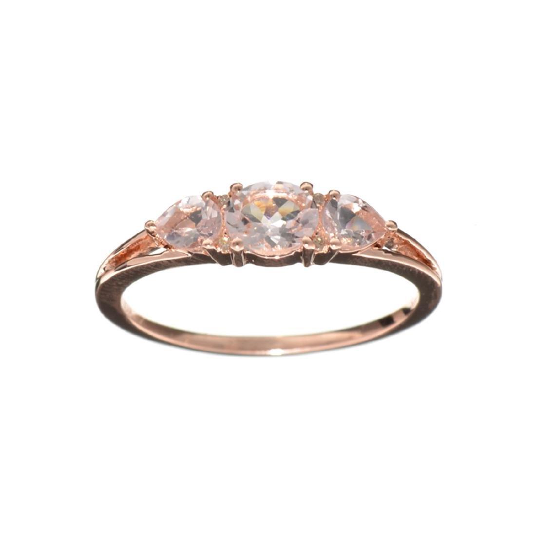 APP: 1k Fine Jewelry, Designer Sebastian 14KT Rose