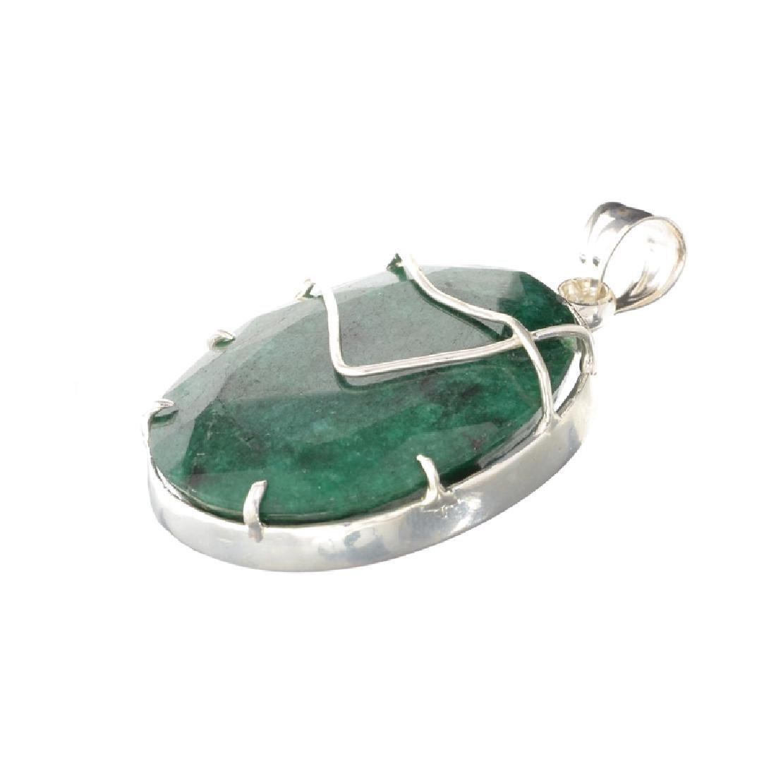 APP: 1.6k Fine Jewelry 83.55CT Oval Cut Green Beryl