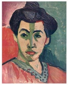 Henri Matisse ''''087 Portrait With The Green