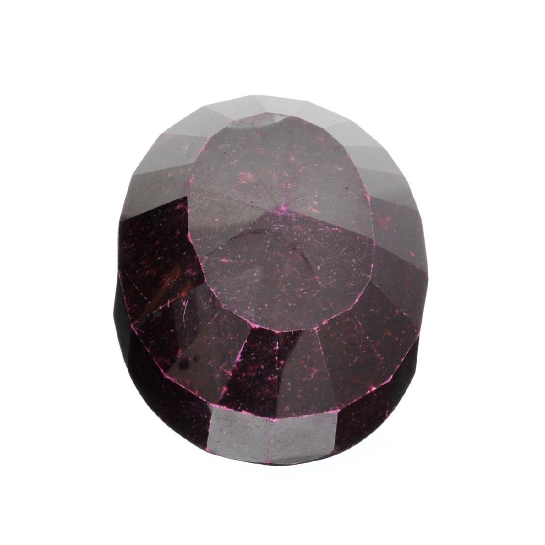 APP: 10k 2,511.50CT Oval Cut Ruby Gemstone