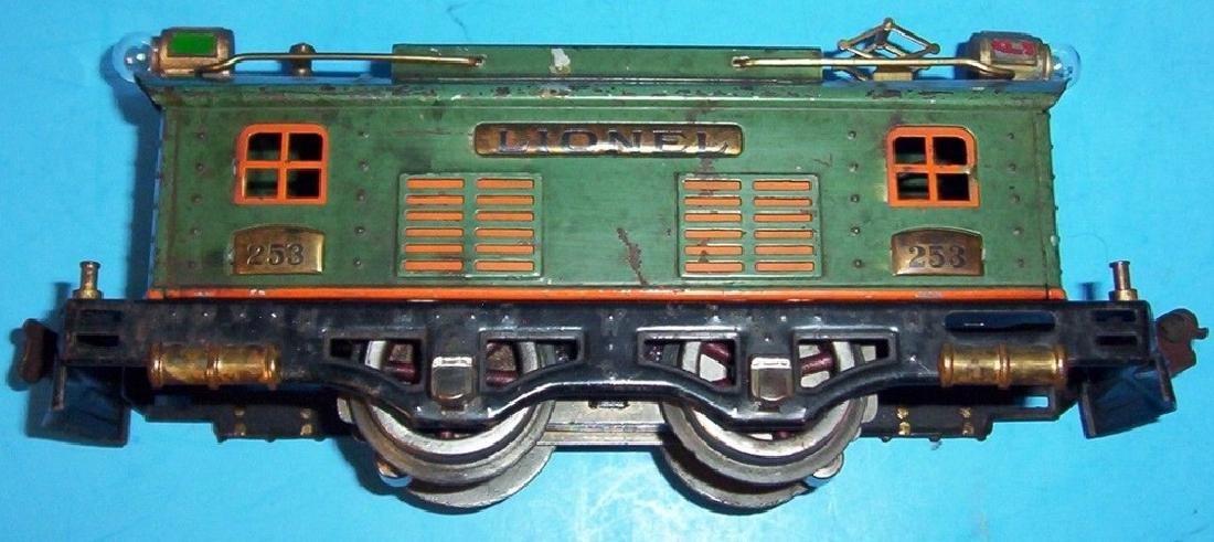 Very Rare Original Lionel Prewar 253 Electric Electric