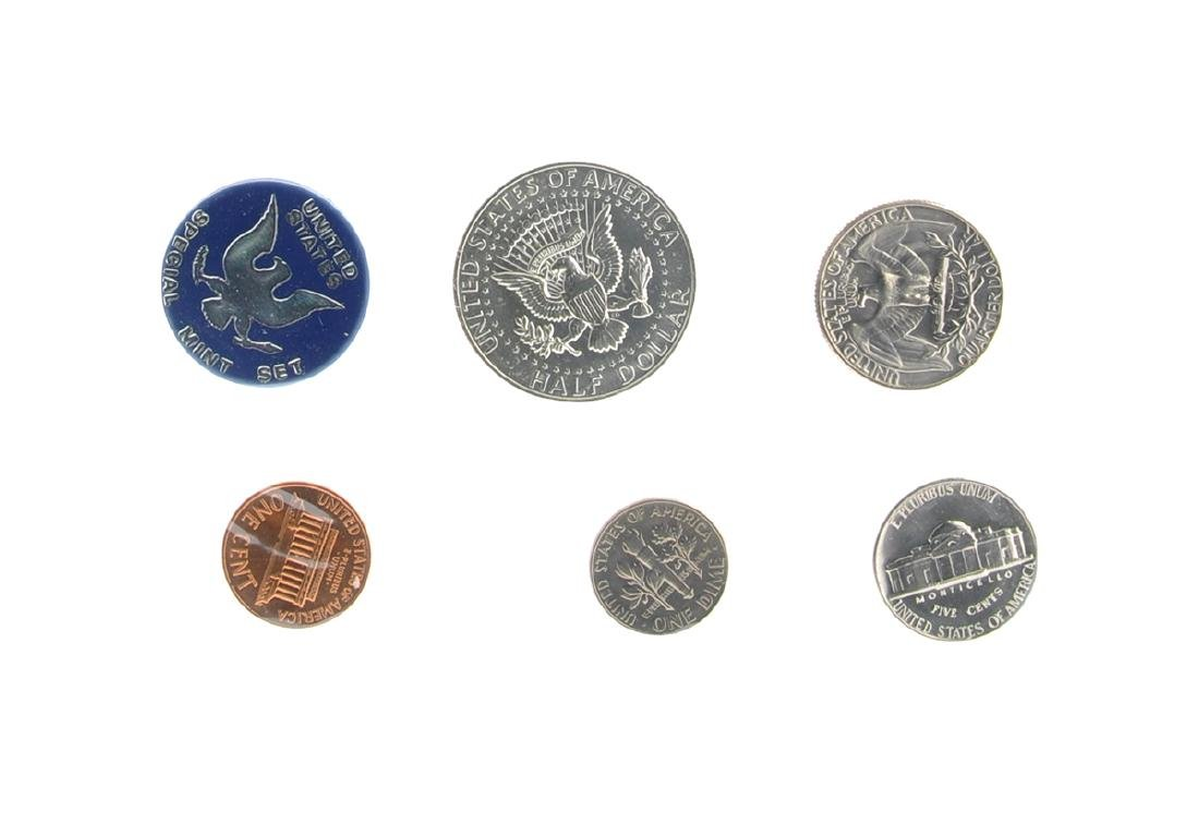 1965 U.S. Uncirculated Mint Coin Set - 2