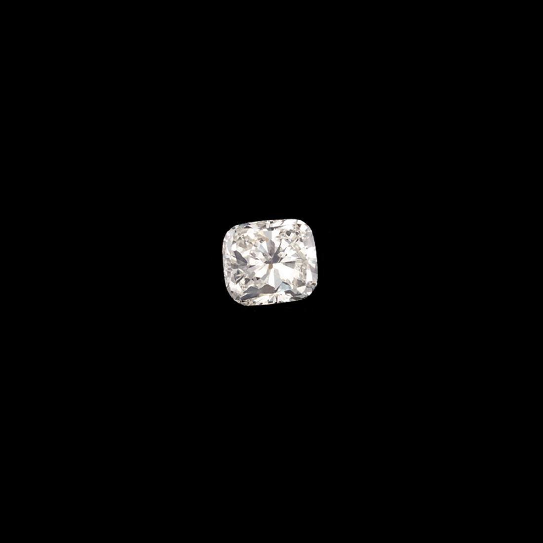 *Fine Jewelry 1.00CT Cushion Brilliant Cut Diamond