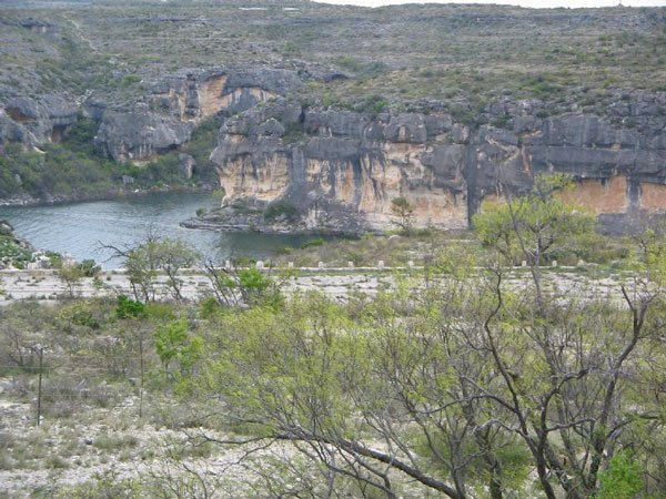 15: WARD COUNTY, TX 5 AC RIVER FRONT PROPERTY~NR