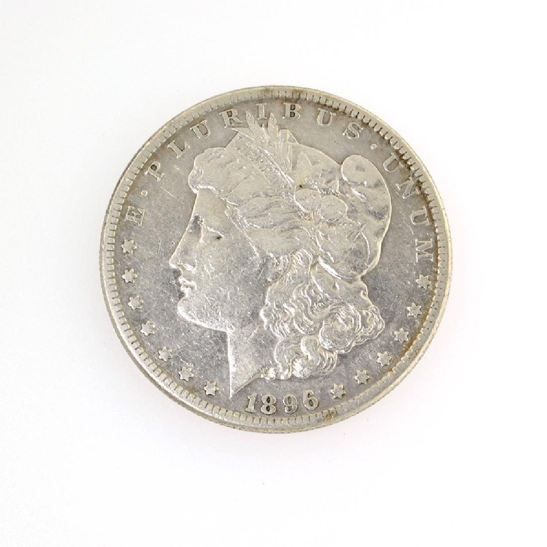 1896-S Morgan Silver Dollar Coin