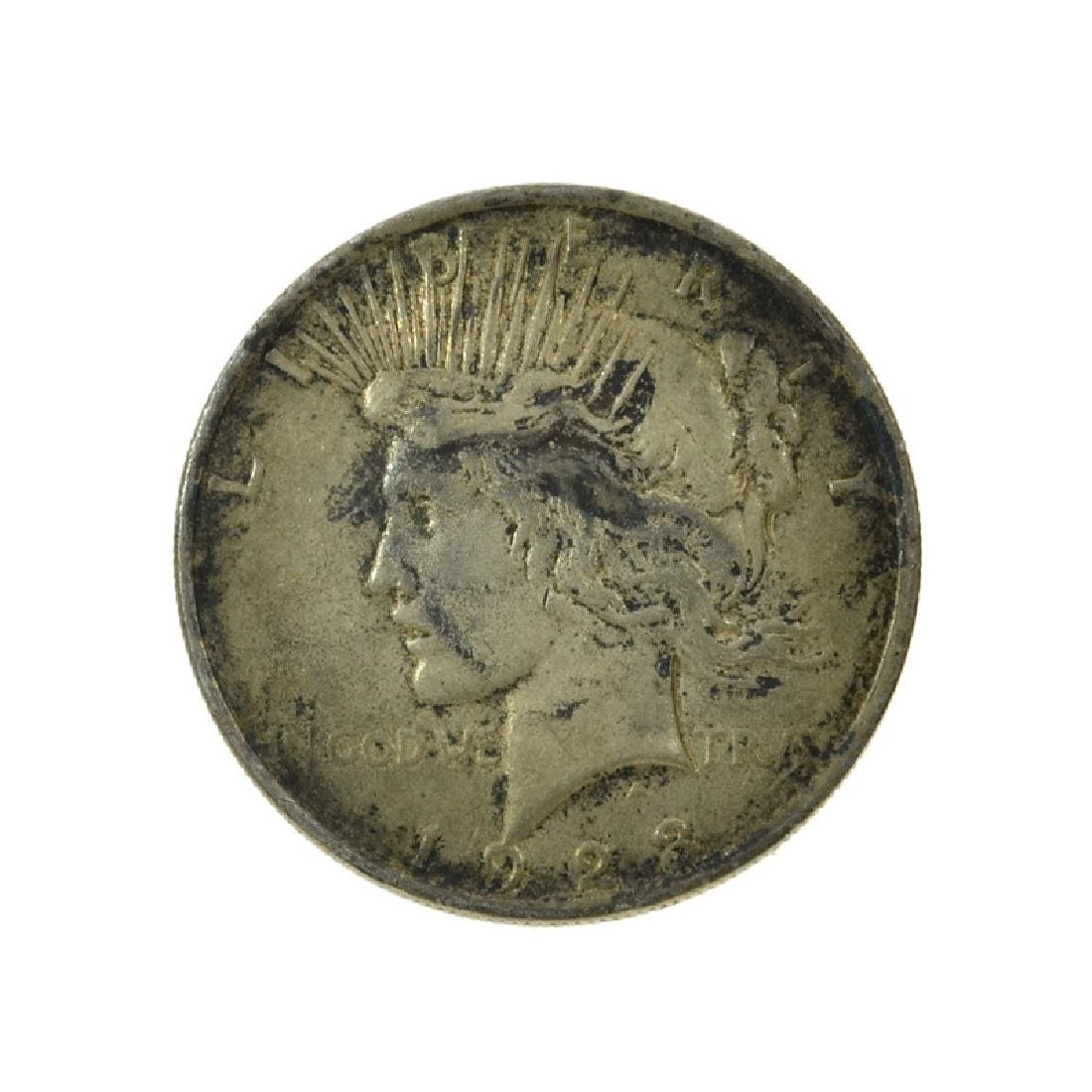 1923 Peace Silver Dollar Coin