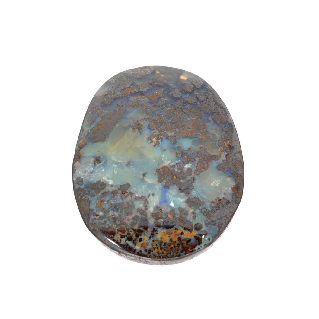 APP: 1.8k 71.08CT Free Form Cabochon Boulder Opal
