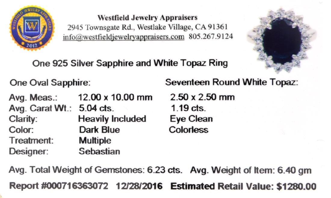 APP: 1.3k Fine Jewelry Designer Sebastian, 6.23CT - 2