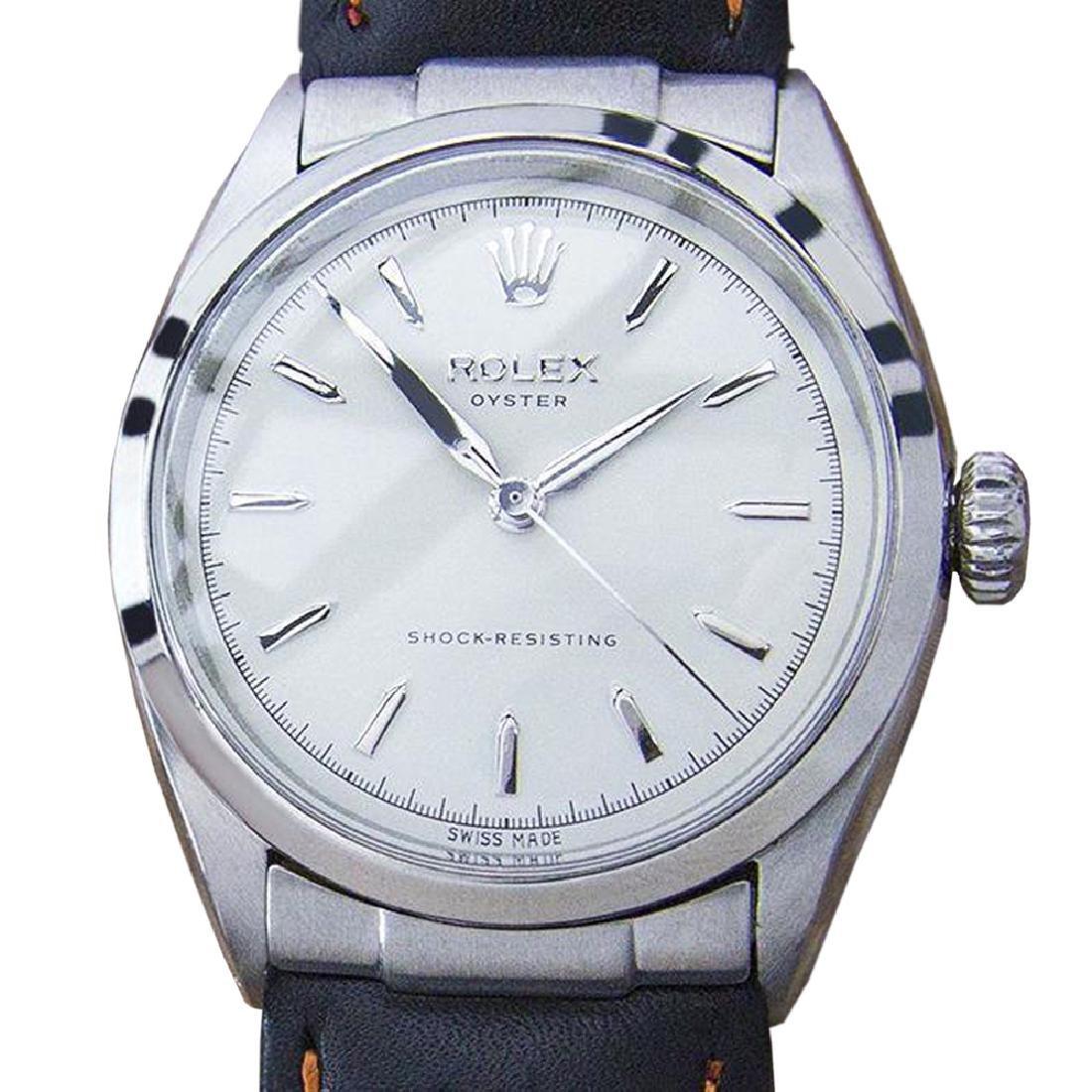 *Men'S ROLEX 6480 Original Vintage Luxury Manual Watch