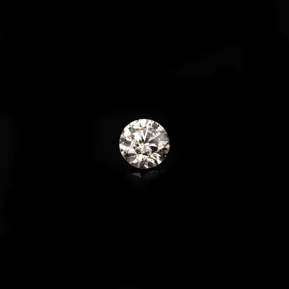 APP: 36.9k Fine Jewelry *5.05CT Round Cut Diamond