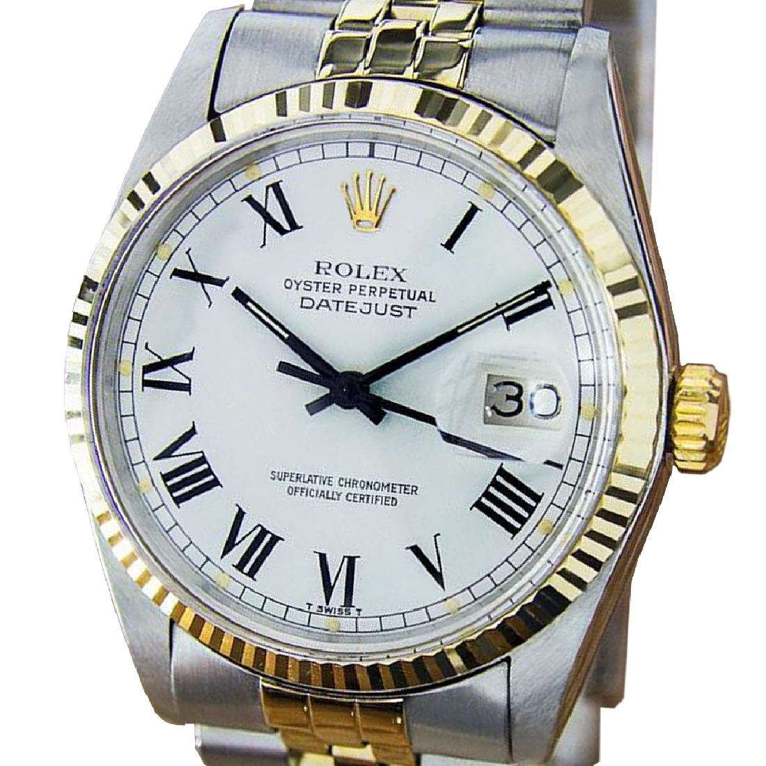 *ROLEX 16013 Gold & Stainless Steel Automatic 1978 Mens