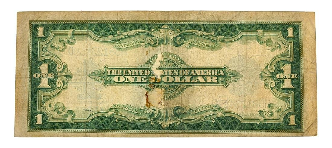 Nice 1923 $1 Large Size Silver Certificate - 2