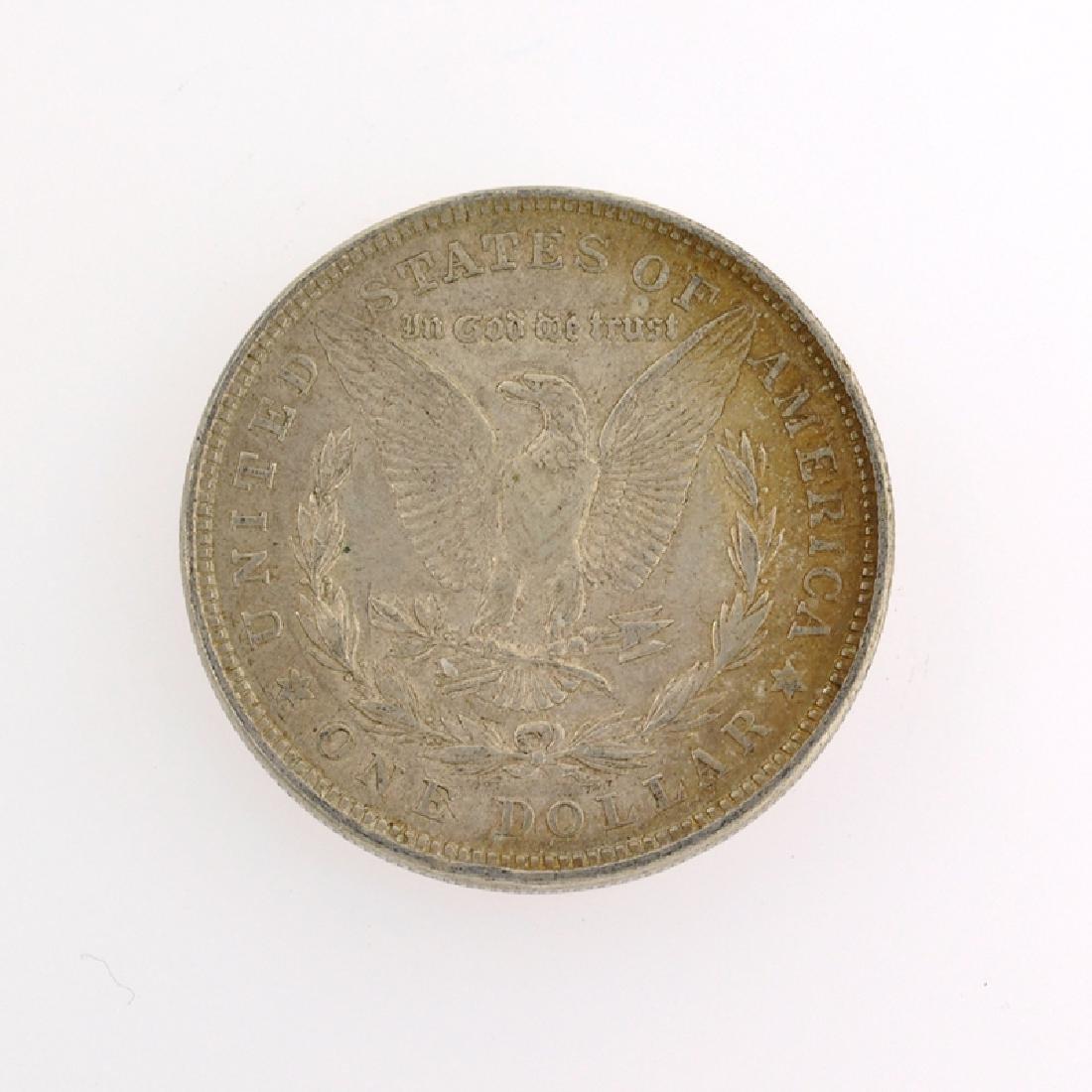 1921 Morgan Dollar Coin - 2