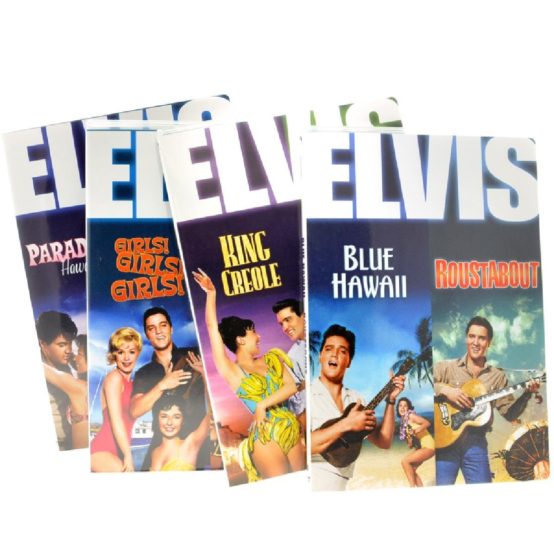 Elvis Presley Movie: Lights! Camera! Elvis! Collection, - 2