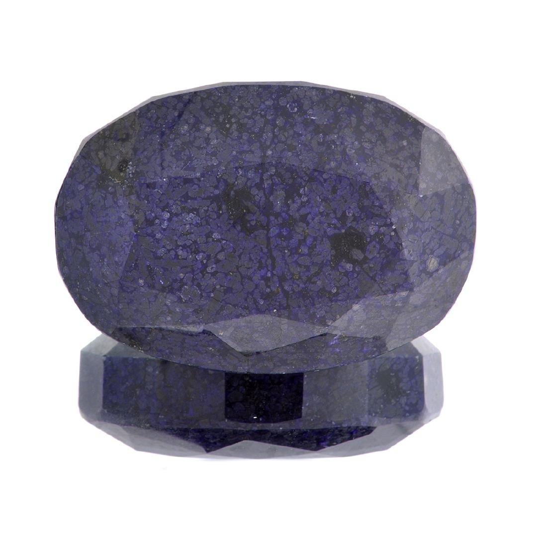 APP: 3.8k Very Rare Large Sapphire 1,516.70CT Gemstone