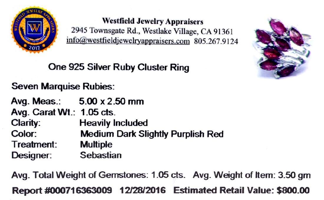 APP: 0.8k Fine Jewelry Designer Sebastian, 1.05CT - 2