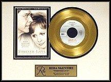 1318: REBA MCENTIRE ''Forever Love'' Gold LP