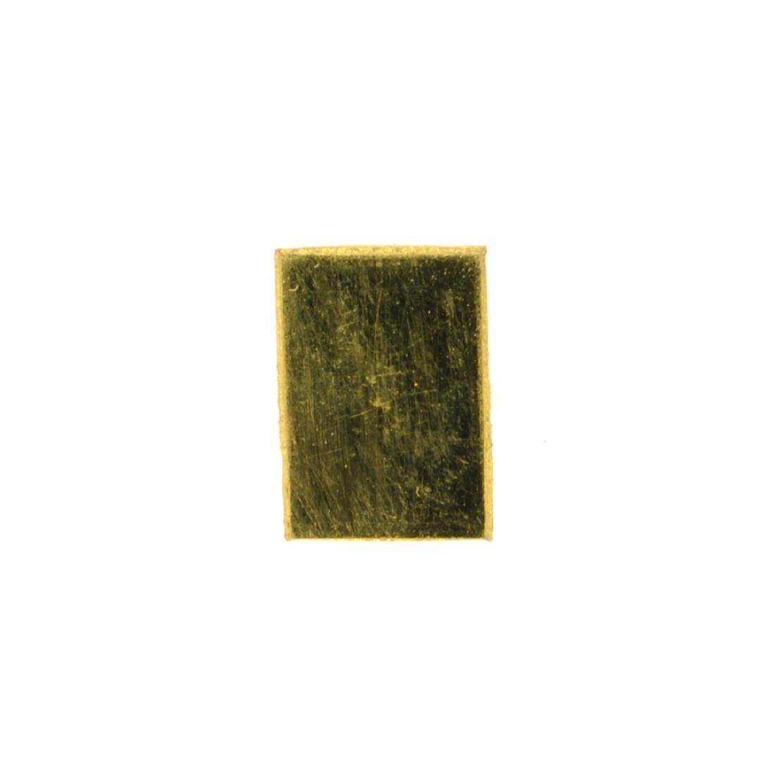 Beautiful 1 gram Valcambi Suisse Fine Gold Bar - 2