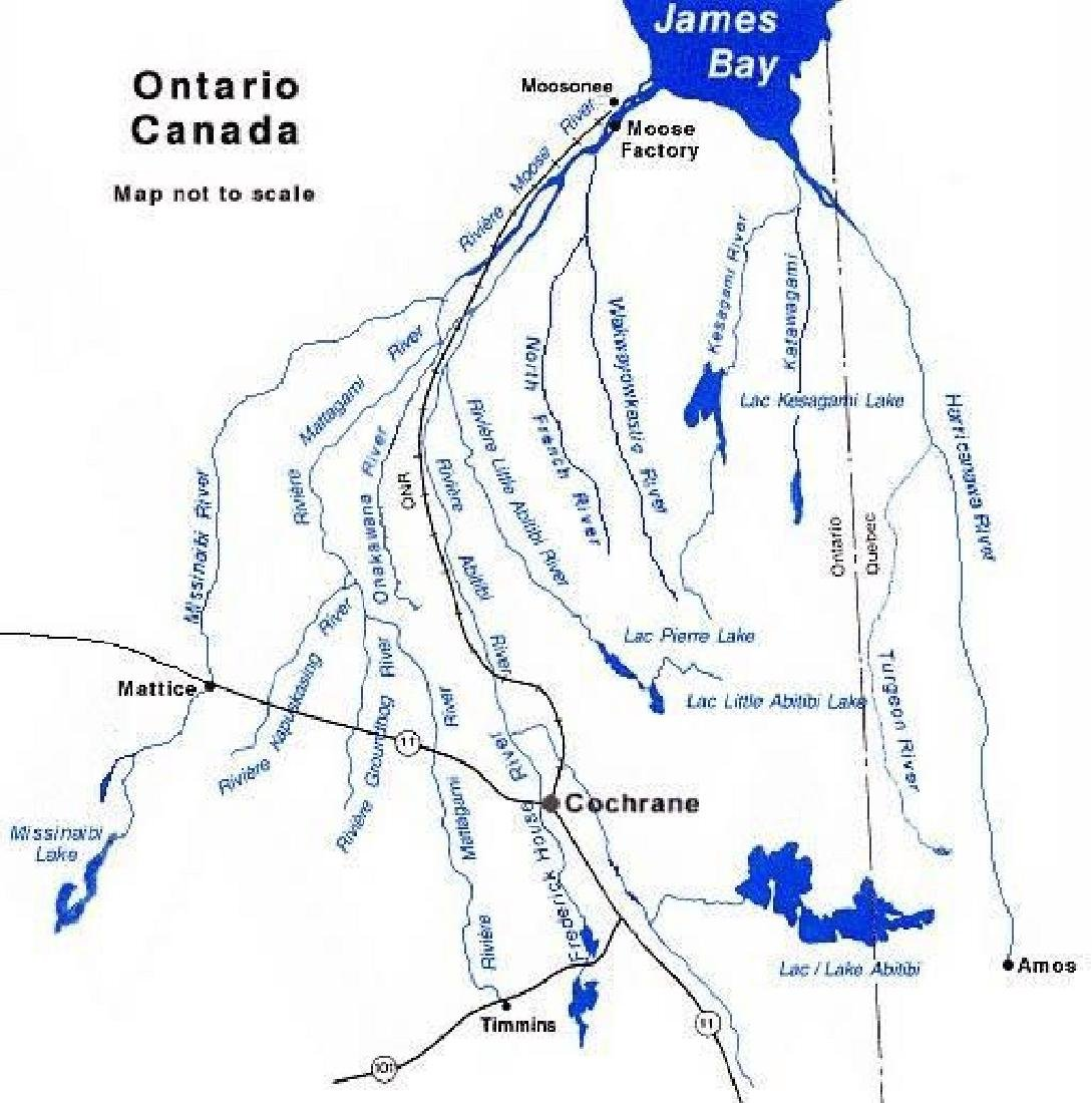 GovernmentAuction.com CANADA LAND, 160 AC., ONTARIO - 2
