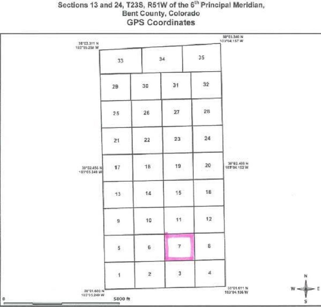 GovernmentAuction.com CO LAND, 35 AC., RANCH NEAR - 6