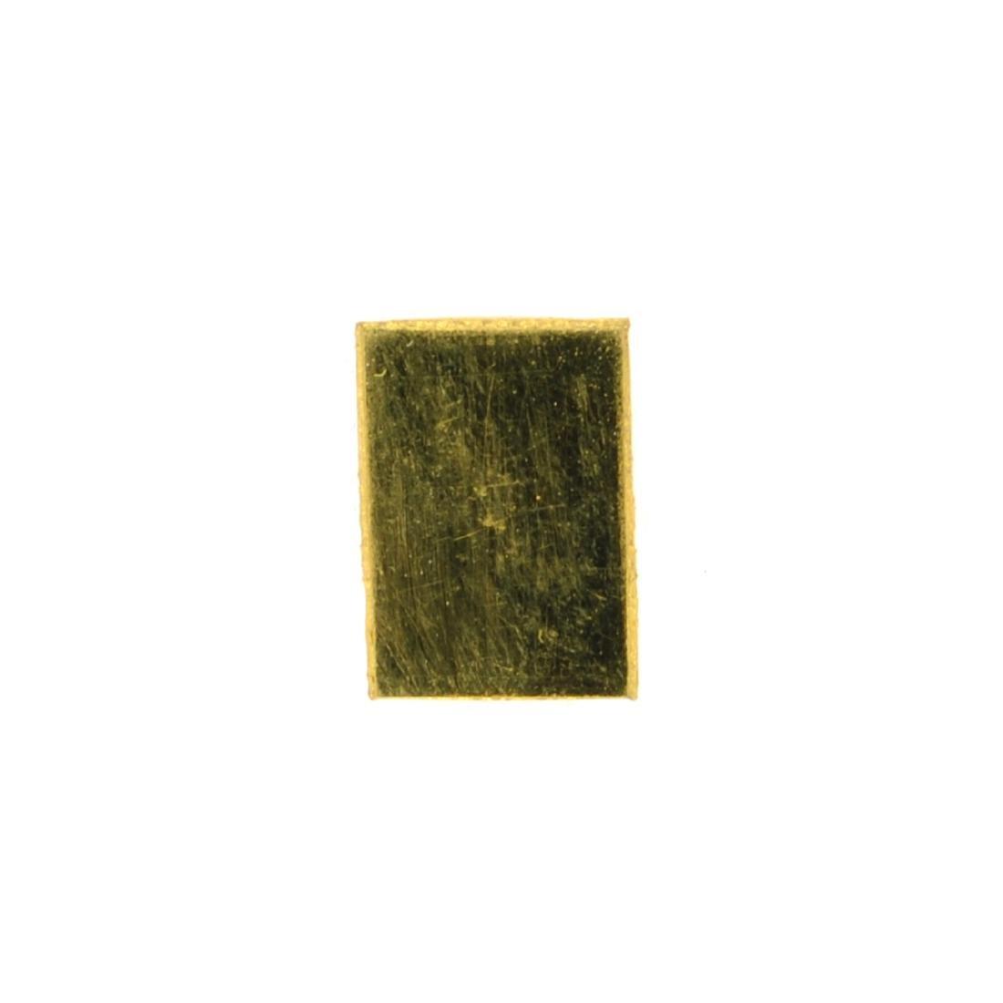 Beautiful 1 gram Valcambi Suisse Fine Gold Bar - 2