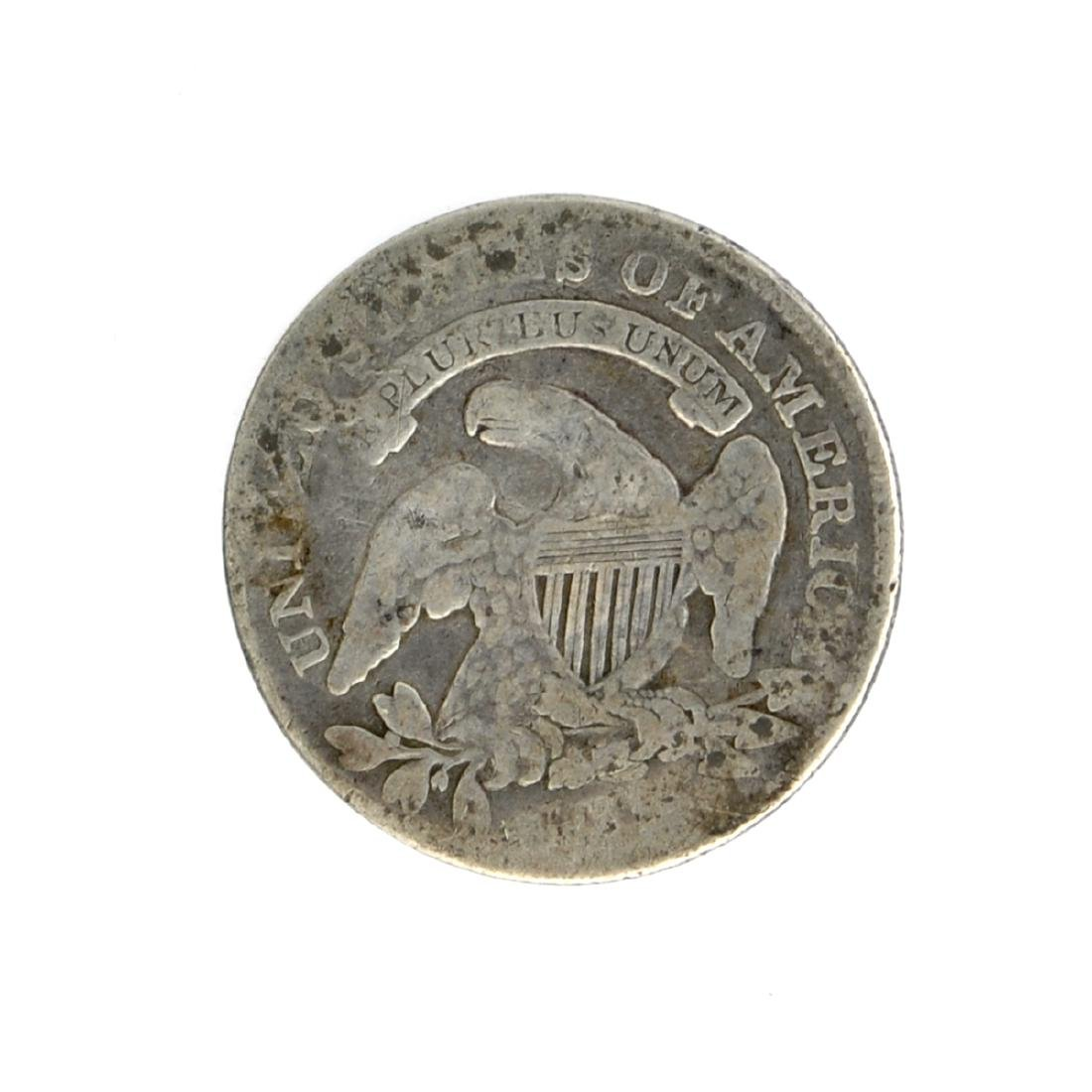 1835 Capped Bust Dime Coin - 2