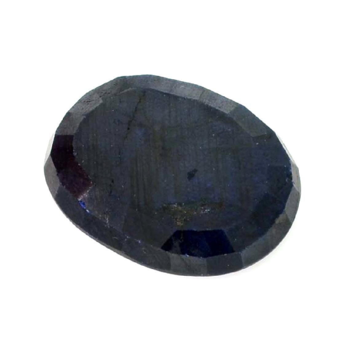 APP: 1.7k 62.20CT Oval Cut Blue Sapphire Gemstone