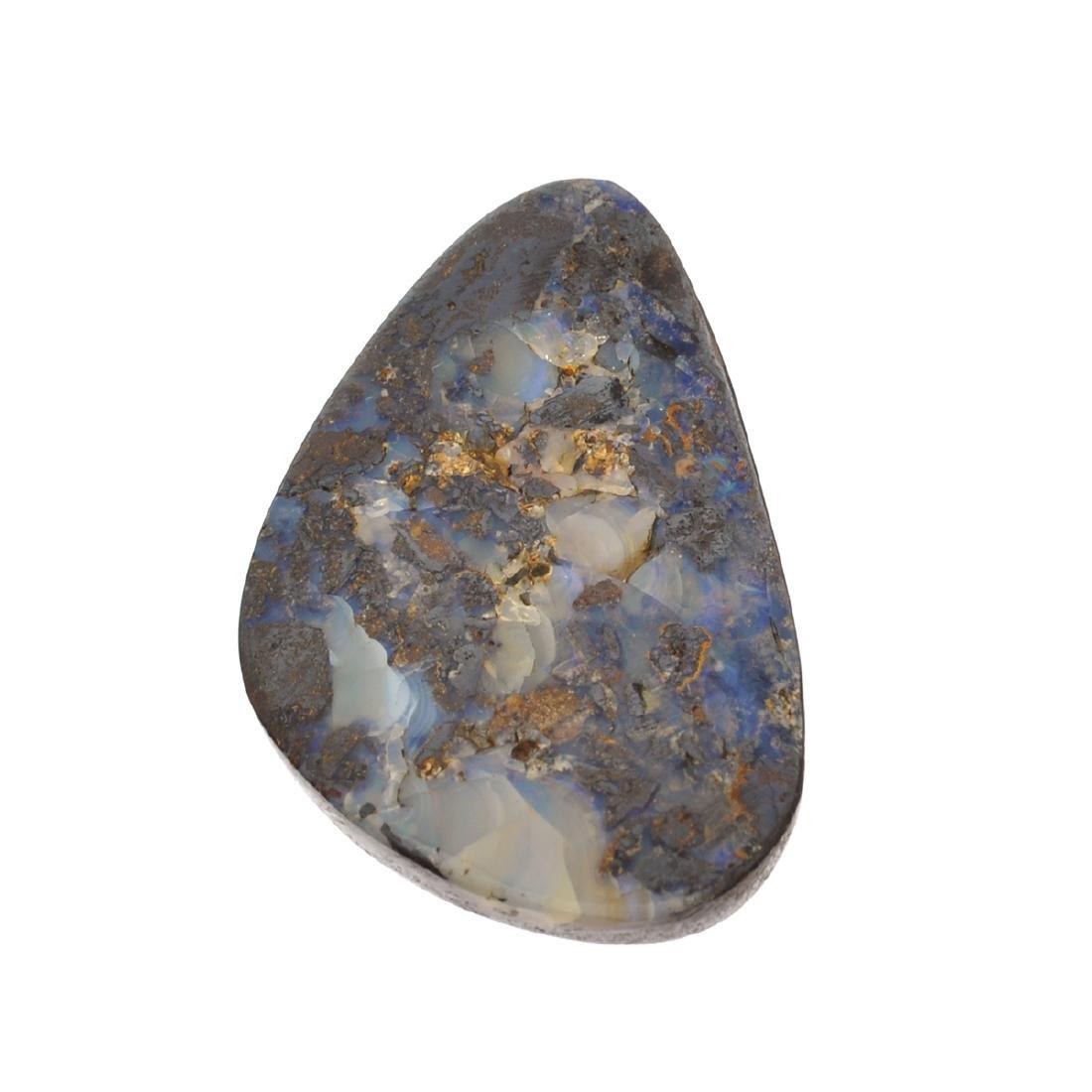 APP: 1.8k 70.35CT Free Form Cabochon Boulder Opal