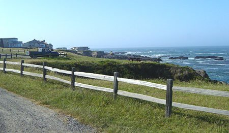 194: AWESOME Residential Area OFF THE CALIFORNIA COAST