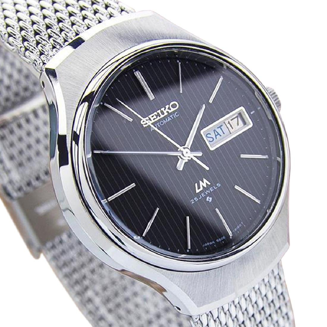 *Seiko LM Lord Matic Rare Men's Japanese 1970 25 Jewels