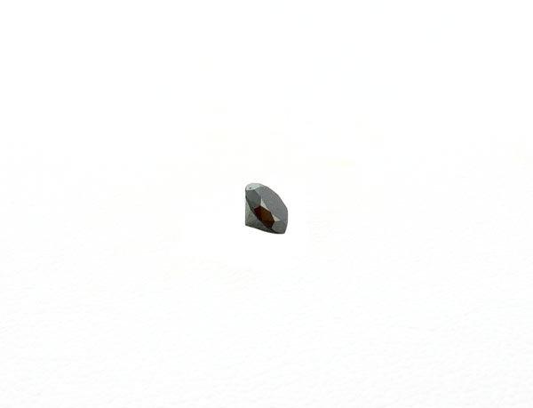 1000: GOV: 0.40CT Rare Black Diamond Gemstone, INVESTME