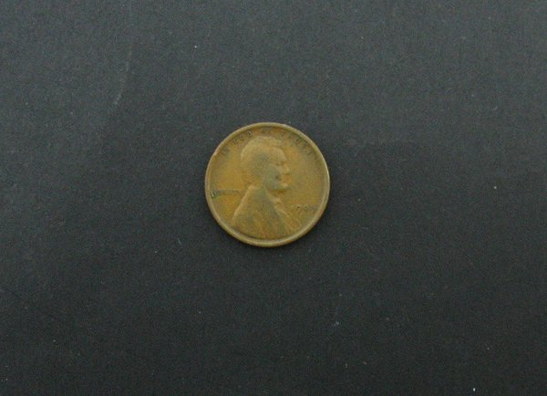 1022: 1909 VDP Penny Coin, COLLECTORS' ITEM!!
