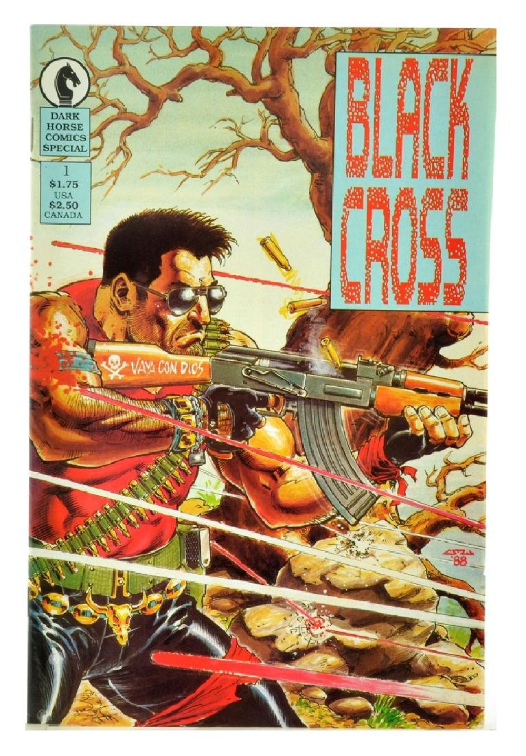 Black cross Special (1988) Issue 1
