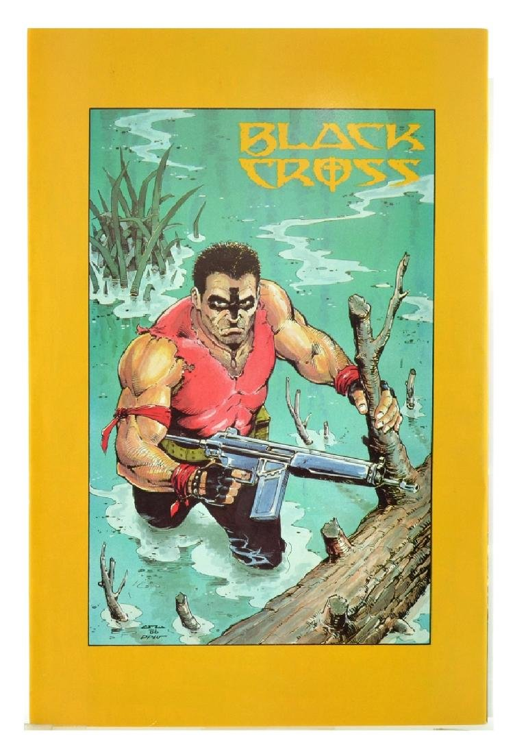 Black cross Special (1988) Issue 1 - 2
