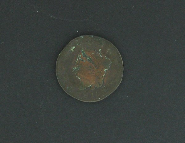 2050: 1816 Large Cent Coin, COLLECTORS' ITEM!!